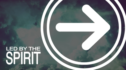led by the holy spirit The bible describes the giving of the holy spirit as him taking  spirit led leaders  are those who, facing crisis and dilemmas, turn to god in.